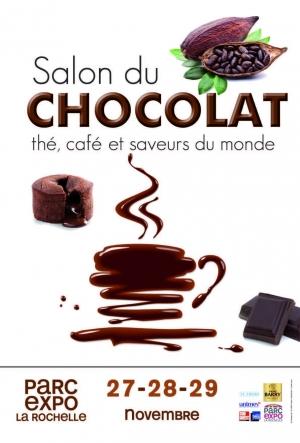 Salon du chocolat the cafe saveurs du monde agenda for Salon saveurs