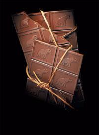Fabrication du chocolat cote d
