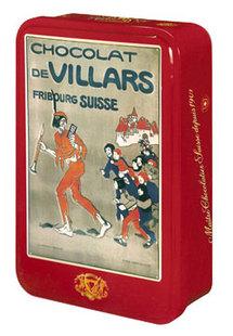 Villars Maître Chocolatier lance 2 nouvelles boîtes collector