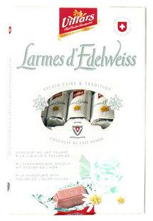 Les larmes d'Edelweiss Villars une première mondiale !
