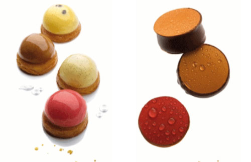 Collection été 2008 de Pierre Marcolini