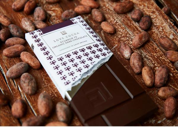 Le chocolat noir de Love Cocoa©