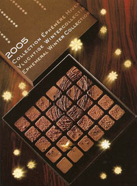 La Collection 'EPHEMERE' hiver 2005/2006 de Pierre Marcolini