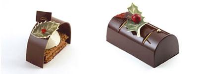 Pour Noël, Pierre Marcolini, crée la surprise en proposant aux fins gourmets des desserts inédits