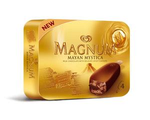 Magnum Mayan Mystica : et dieu créa... le chocolat !