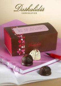 Chocolats Daskalidès - Spécial fête des mères !
