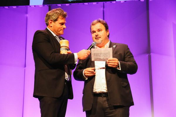 Pierre Hermé, le meilleur pâtissier du monde 2016, sponsorisé par le Cacao Bary©