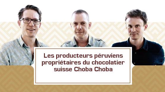Sébastien, Christoph et Eric©