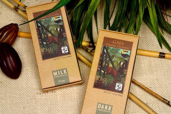 Les chocolats bio de la San Francisco Chocolate Factory©