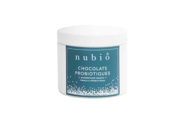 Les chocolats probiotic de Nubio©