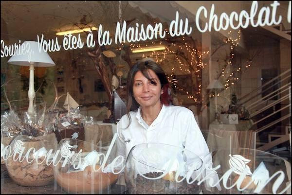 SUZANNE KABBANI Maitre Chocolatier Ivoirien©