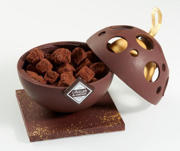 La bonbonnière de l'Atelier du Chocolat©