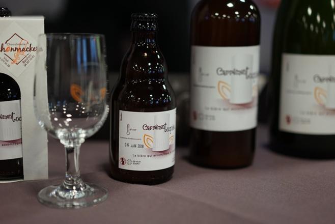 La bière carrément toquée par Schönmacker©ChocoClic