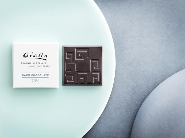 Oialla Chocolat Noir©Oialla