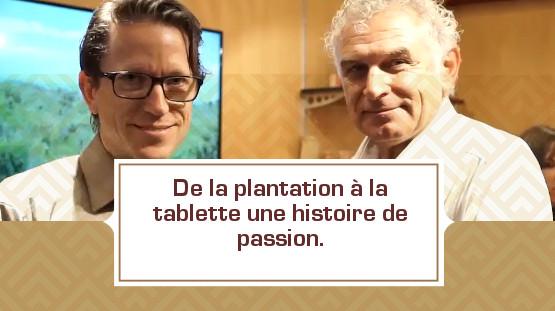 Sébastien Rivière et François Pralus©