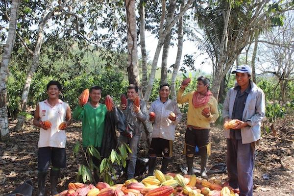 Les employés au Pérou©