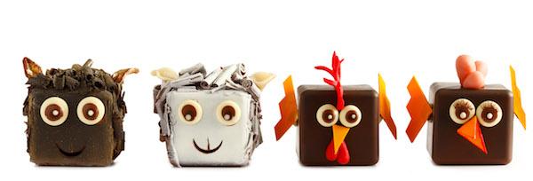 Choco², Hugo & Victor, deux adresses pour vos chocolats de pâques !