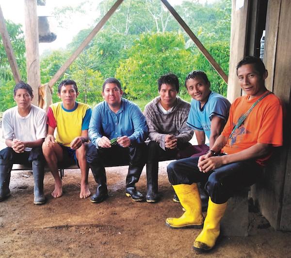 Fermiers de cacao-Kuna©
