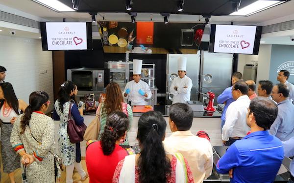 Chocolate Academy Center Mumbai-The Barry Callebaut Group©