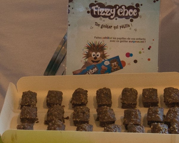 Les biscuits Fizzy Choc©