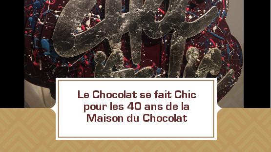 Maison du chocolat©