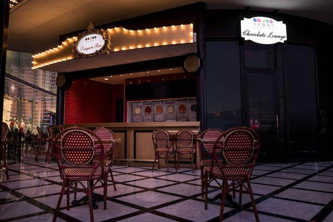 Chocolate Lounge©