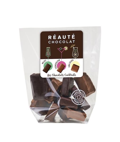 Réauté Chocolats Cocktails 2017©