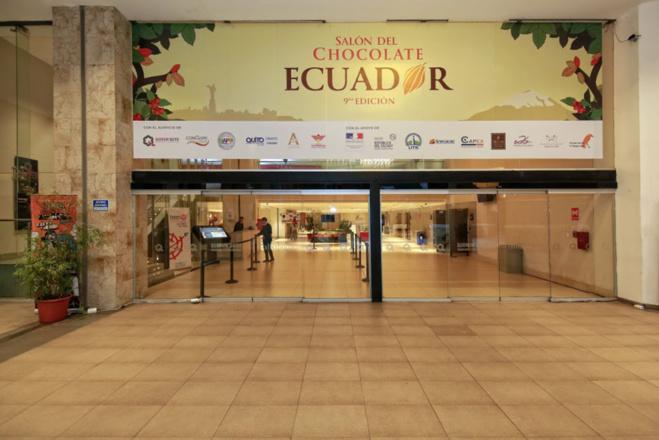 Salon du chocolat de l'Equateur©