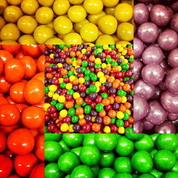 Noisettes au chocolat©