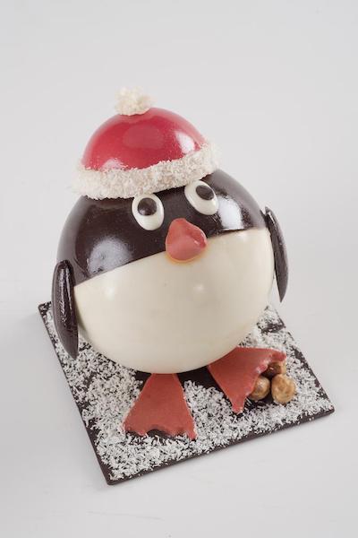 Pingouin en chocolat©Mazet