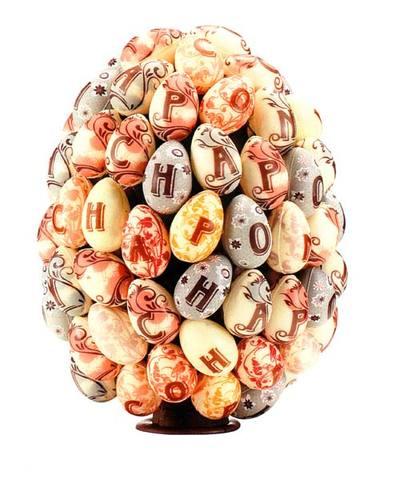 Les créations de Chocolat Chapon donnent des couleurs chatoyantes aux fêtes de Pâques