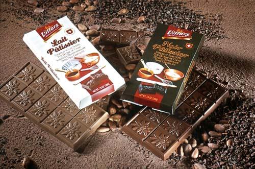 L'Art de la pâtisserie avec les chocolats Villars