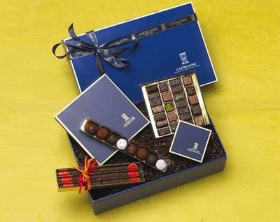 Le Maître-Chocolatier Castelanne ouvre sa première boutique Parisienne