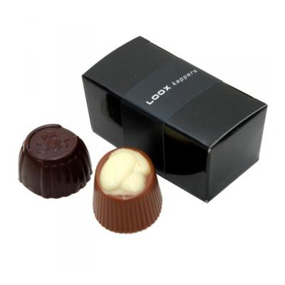 Chocolats personnalisés, offrir c'est gagner !