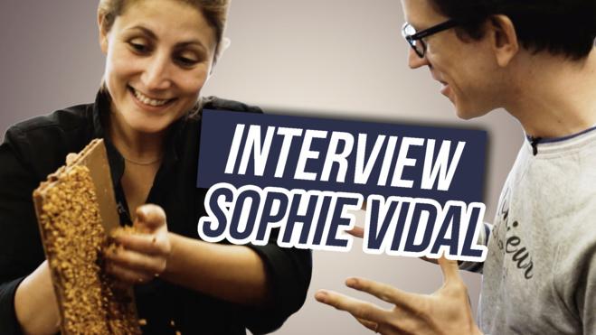 Sophie Vidal et Sébastien Rivière©ChocoClic.com
