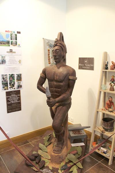 Sculpture Maya@Max Vauché