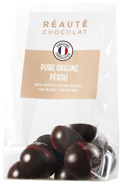 Chocolat Pure origine Pérou par Réauté©