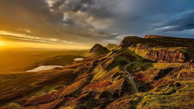 Les Highlands Ecossais©