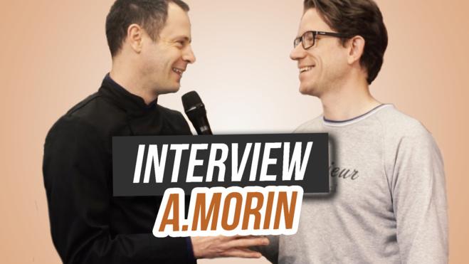 [VIDEO] A. Morin: du chocolat de père en fils!