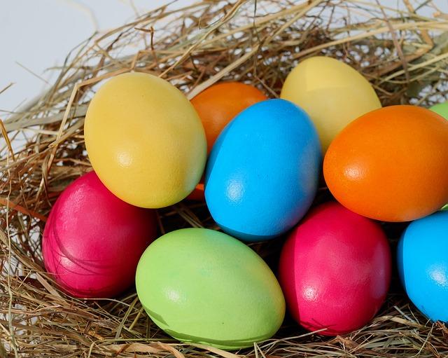 Oeufs de Pâques©
