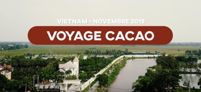 A la découverte du cacao vietnamien