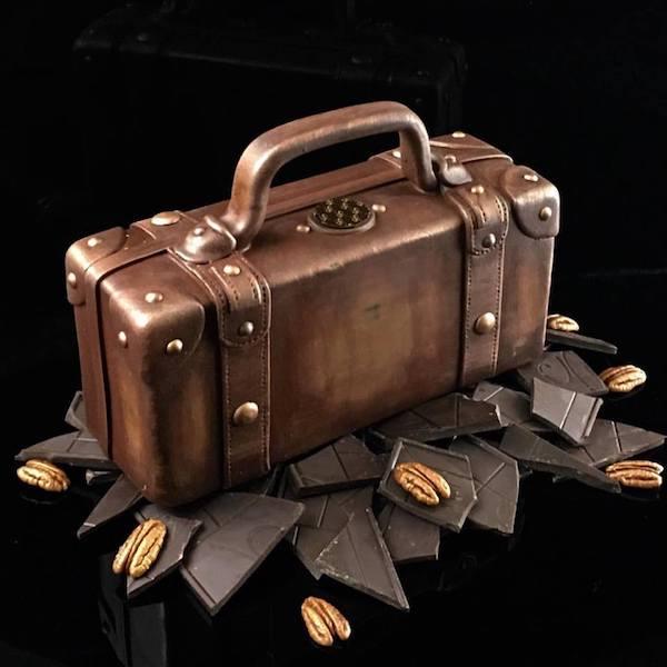 Traveling Cake©Amaury Guichon
