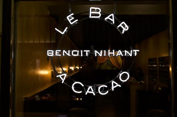 Le Bar à Cacao©Nihant