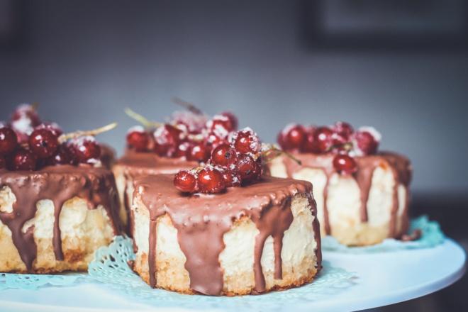 Gâteaux au chocolat©