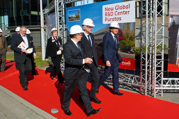 Puratos confirme son investissement continu dans l'innovation et la R&D, avec un nouveau centre mondial