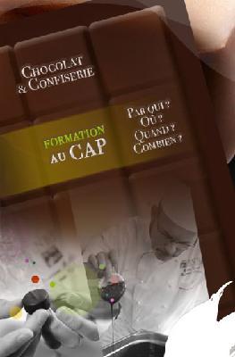 18 stagiaires suivent, à l'INBP, la 1ère session de formation accélérée au CAP de chocolatier-confiseur