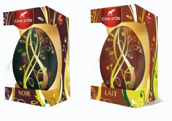 Pour Pâques, Côte d'Or arbore les couleurs du printemps !
