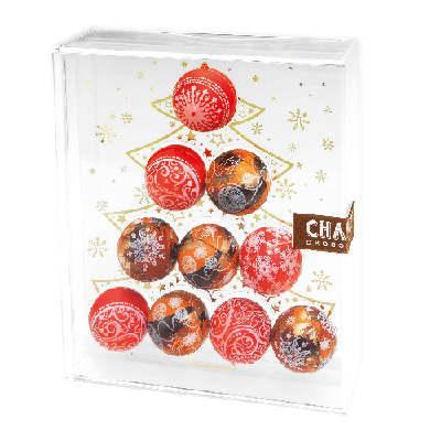 La collection « Bling-Bling » Chocolat Chapon pour un Noël fort en émotions