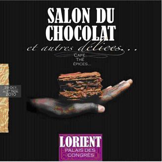 Salon du chocolat et autres délices à Lorient