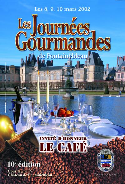 11èmes Journées Gourmandes de Fontainebleau